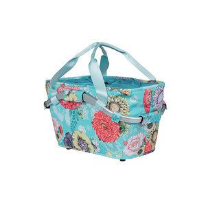 Bloom Field Carry all bicycle basket MIK - blue