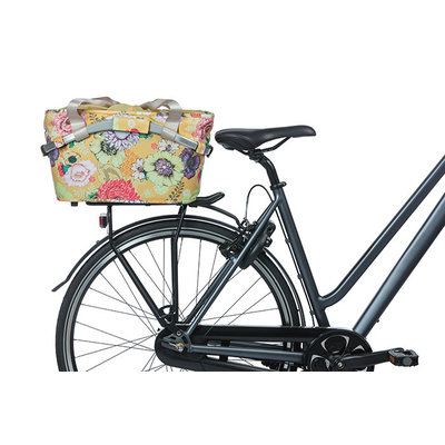 Basil Bloom Field Carry all MIK – fietsmand – achterop - geel