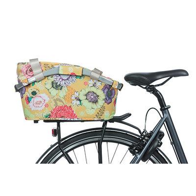 Basil Bloom Field Carry All MIK – Fahrradkorb – hinten – gelb