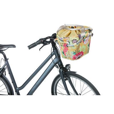 Basil Bloom Field Carry All KF – Fahrradkorb – vorne – gelb