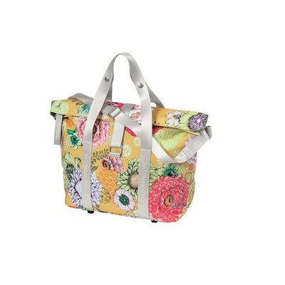 Basil Bloom Field - bicycle handbag MIK - 8-11 liter - front/rear - yellow