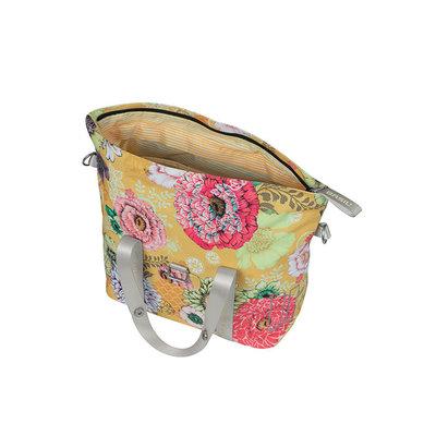 Basil Bloom Field - Fahrradhandtasche - 8-11 Liter - vorne/hinten - gelb