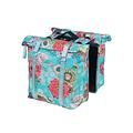 Bloom Field - double pannier bag MIK - blue
