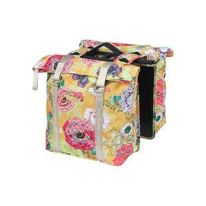 Bloom Field - double pannier bag MIK - yellow