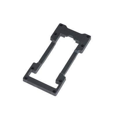 MIK Double decker - für MIK Adapterplatte - schwarz