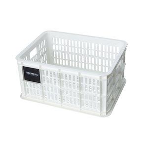Crate S - fietskrat - wit