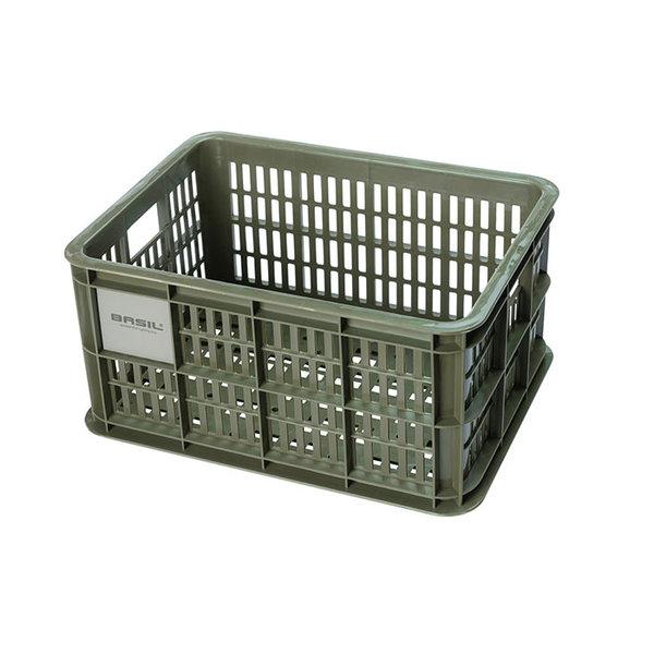 Crate S - Fahrradkiste - grün