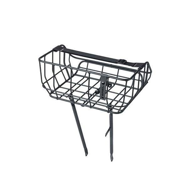 Portland - bicycle basket - black