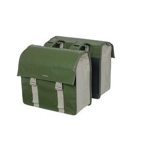 Urban Load - double pannier bag - green