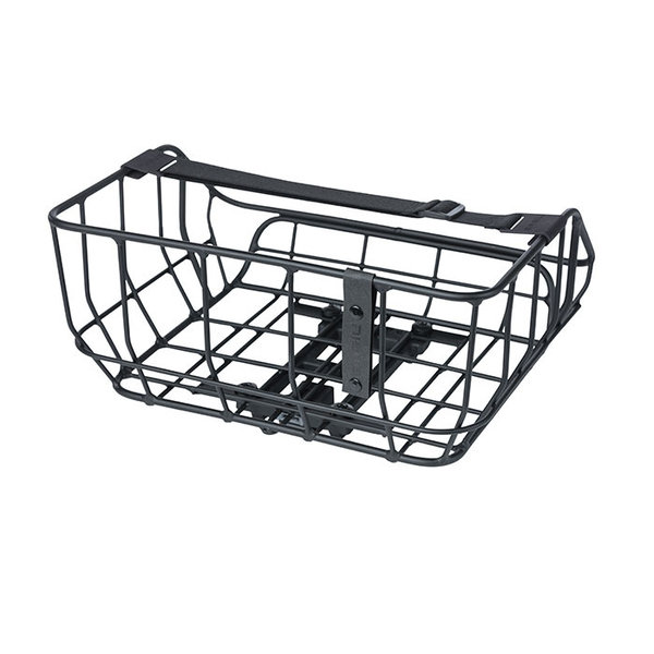 Portland - bicycle basket MIK - black