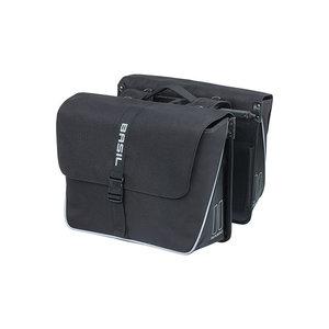 Forte - double pannier bag MIK - black