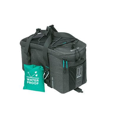Basil Discovery 365D - Gepäckträgertasche MIK M - 9 Liter - schwarz