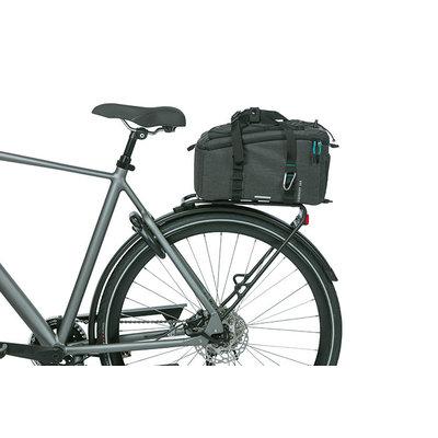 Basil Discovery 365D - trunkbag M MIK - 9 litres - black