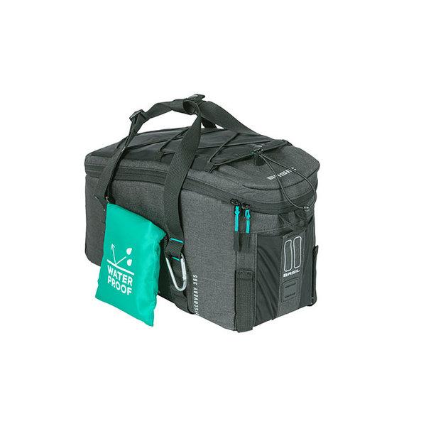 Discovery 365D - Gepäckträgertasche - schwarz