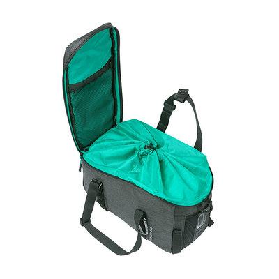 Basil Discovery 365D - trunkbag M - 9 litres - black