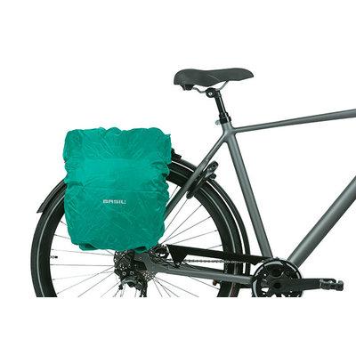 Basil Discovery 365D - Fahrrad Einzeltasche L - 20 Liter - schwarz