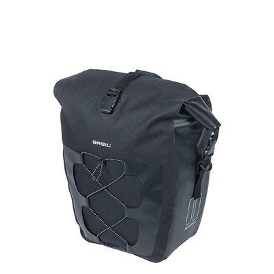 Basil Navigator Waterproof - Einzeltasche - 25-31 Liter - schwarz