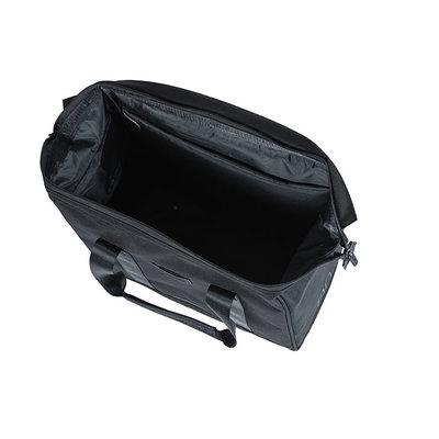 Basil Grand - Fahrradshopper - 23 Liter - schwarz