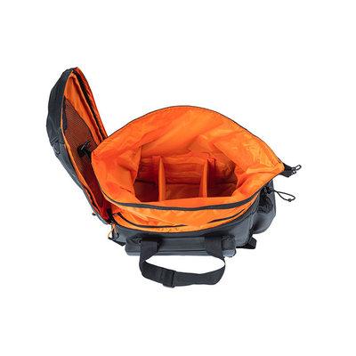 Basil Miles Tarpaulin - trunkbag XL Pro - 9-36 litres - black