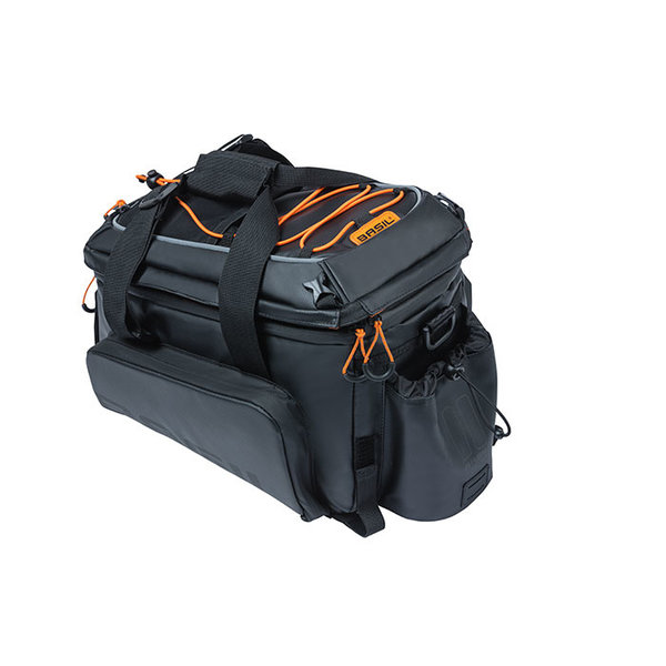 Miles Tarpaulin - bagagedragertas XL Pro - zwart