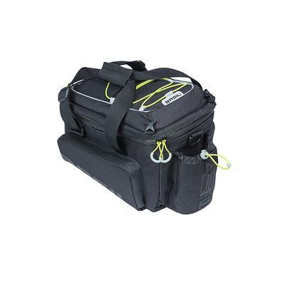 Basil Miles - Gepäckträgertasche XL Pro MIK - 9-36 Liter - schwarz