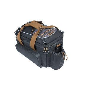 Basil Miles - Gepäckträgertasche XL Pro MIK - 9-36 Liter - grau