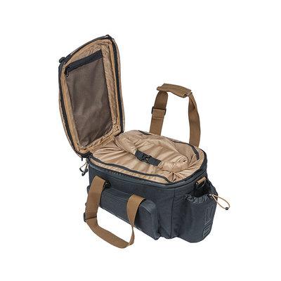 Basil Miles - trunkbag XL Pro MIK - 9-36 litres - grey