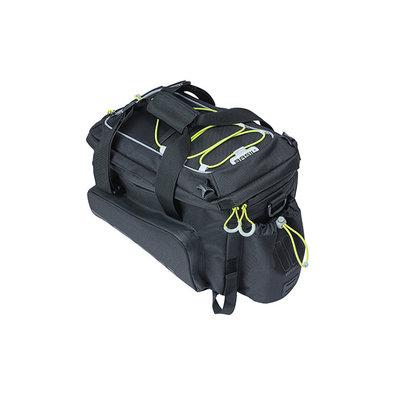 Basil Miles - bagagedragertas XL Pro - 9-36 liter - zwart