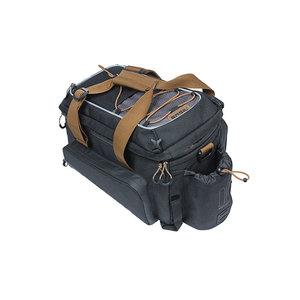 Basil Miles - bagagedragertas XL Pro - 9-36 liter - grijs