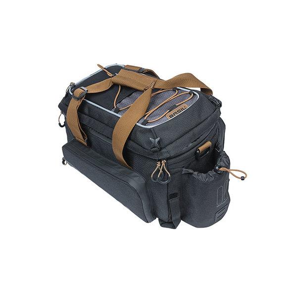 Miles - Gepäckträgertasche XL Pro - grau