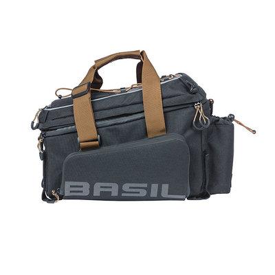 Basil Miles - trunkbag XL Pro - 9-36 litres - grey