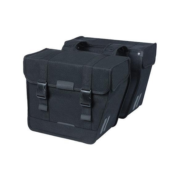 Kavan Eco Classic 46L - Doppeltasche - schwarz