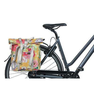 Basil Bloom Field - fietsshopper - 15-20 liter - geel