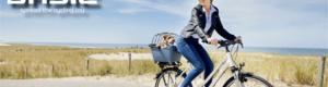Basil - Gönnen Sie sich und Ihren besten Freund eine schöne Radtour gemeinsam!