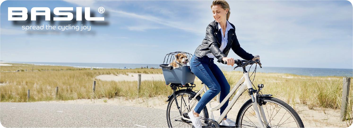 Gönnen Sie sich und Ihren besten Freund eine schöne Radtour gemeinsam!