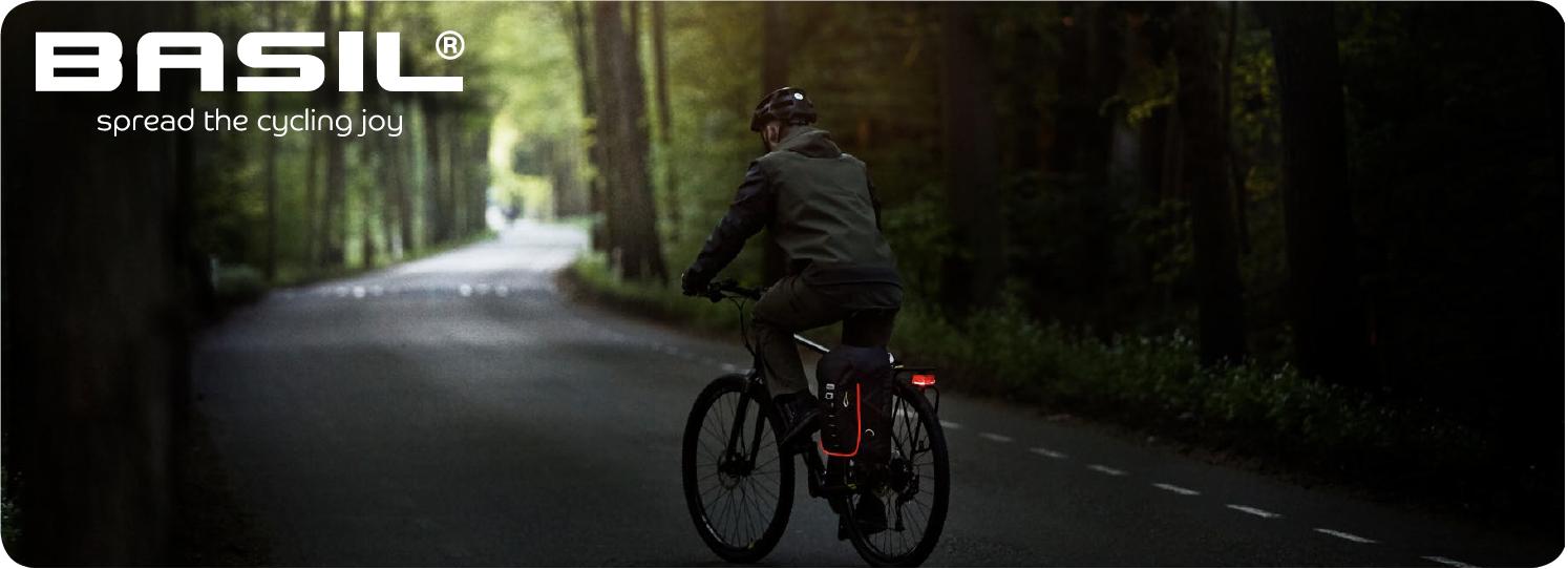 Zeige dich bei einer sicheren Radtour!