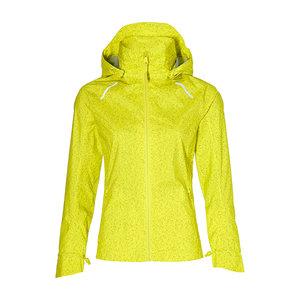 Skane HiVis rain jacket - women