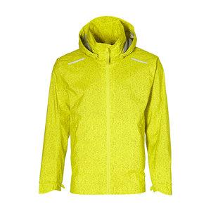 Skane HiVis rain jacket - men