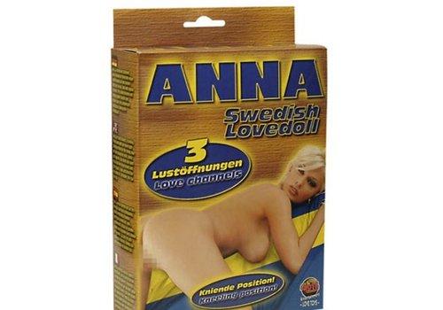 Anna Swedish opblaaspop