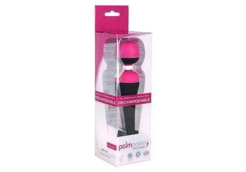 Palm Power Personal Massager - wand vibrator