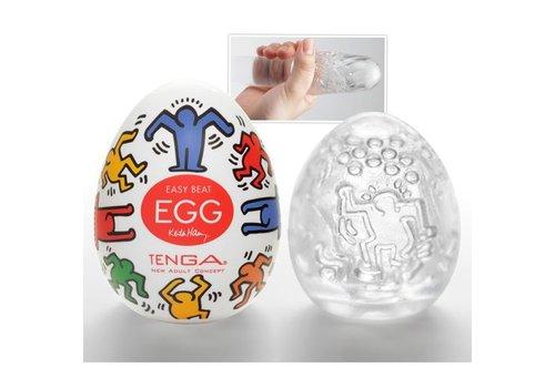 Keith Haring Tenga Egg Masturbator Dance