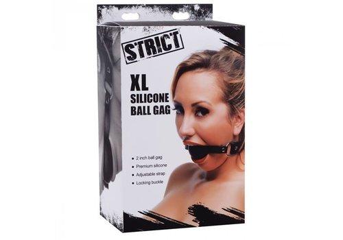 XL Siliconen Ballgag