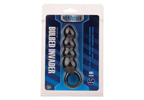 Menzstuff Plug met Ring Black