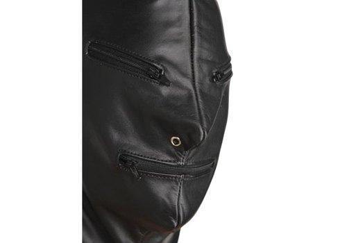 Strict Leather Basic Zipper Hood