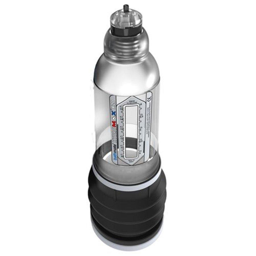 Hydromax - X20 - Transparant-1