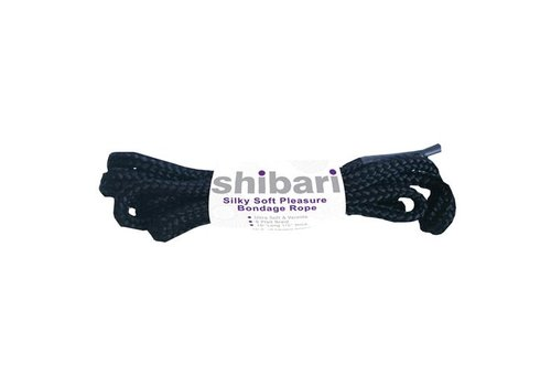 Shibari Silky Soft Bondagetouw - 5 meter