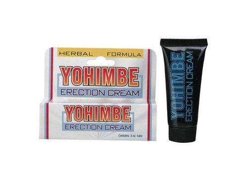 Yohimbe Erection Crème
