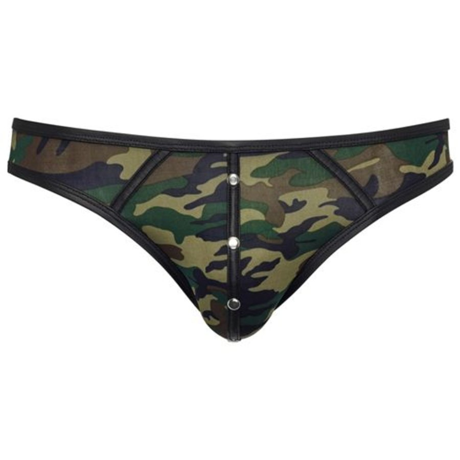 Camouflage Slip-1