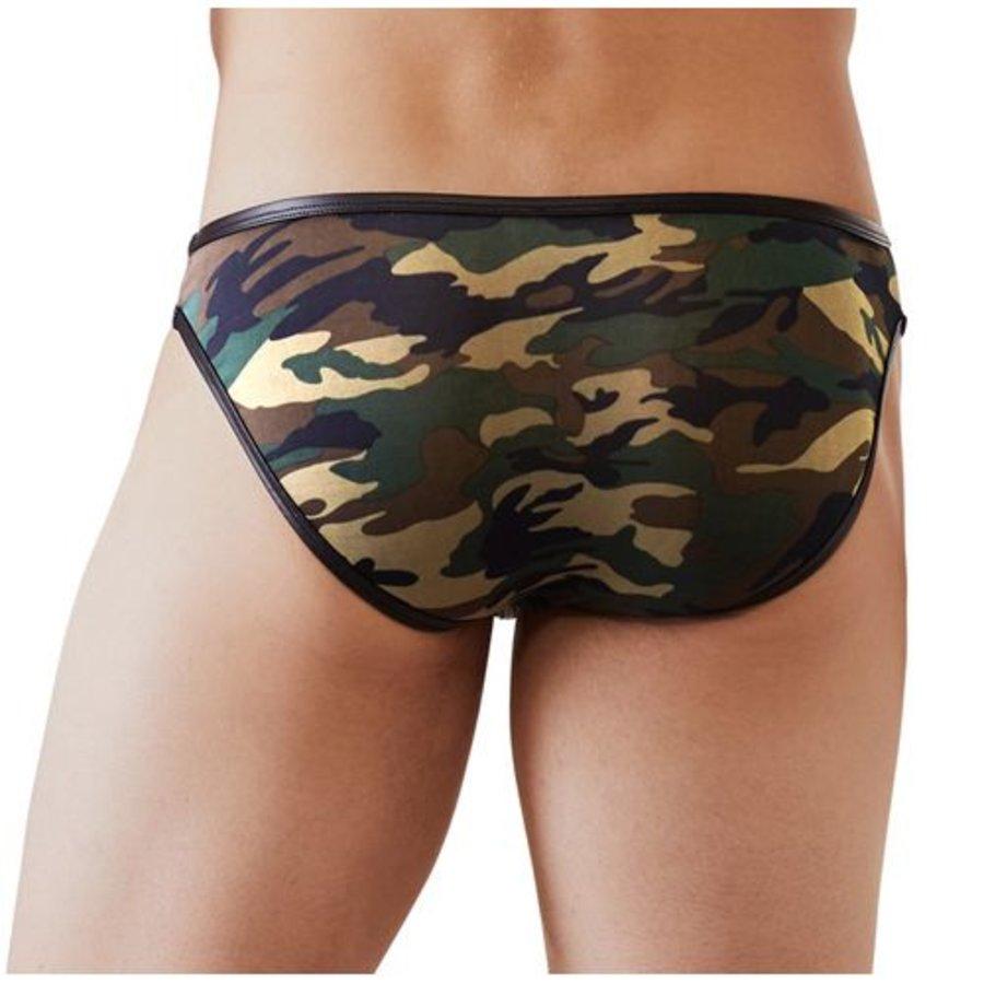 Camouflage Slip-4