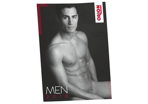 Pin-Up Kalender Mannen 2020